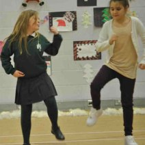 Lacy & Ella Street Dance